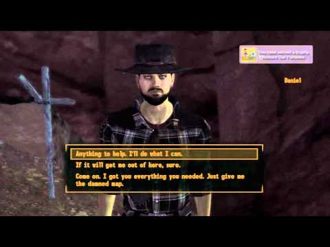 Fallout: New Vegas Restore Our Fortunes Trophy - Honest Hearts DLC |