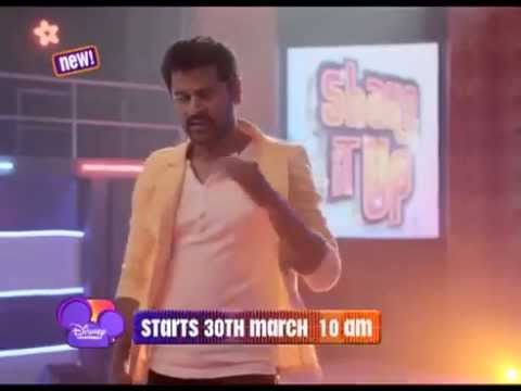 Shake it Up - Promo -  Prabhudeva and Remo