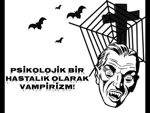Günümüzde Vampirizm