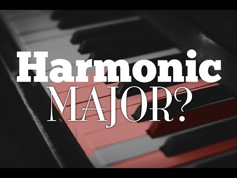 Harmonic Major Scale: Unlocking Its Secrets