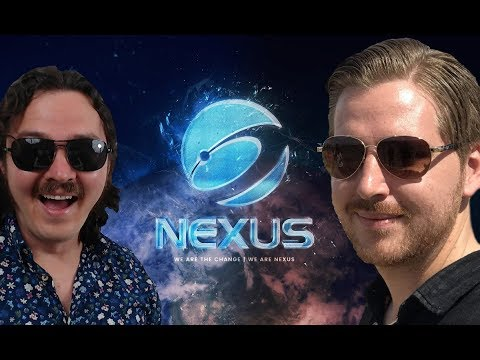 Colin Cantrell Nexus / NXS Interview- Space, 3D blockchain, Cryptography, & the Future