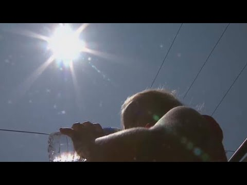 Tips on how to avoid heat exhaustion during the hottest days of the year