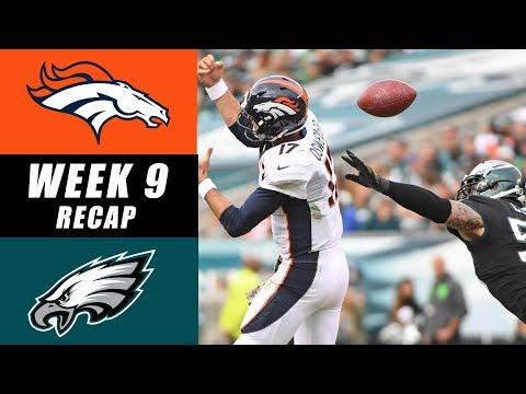 Eagles Destroy Broncos: That's Good Eagles