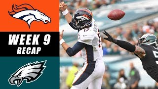 Eagles Destroy Broncos: That