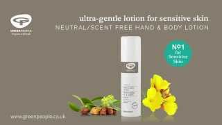 Neutral Scent Free Hand and Body Lotion by Green People Thumbnail