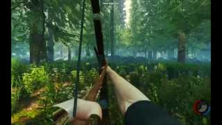 The Forest Hunting (Deer,Rabbits,Fish) Bow Kills