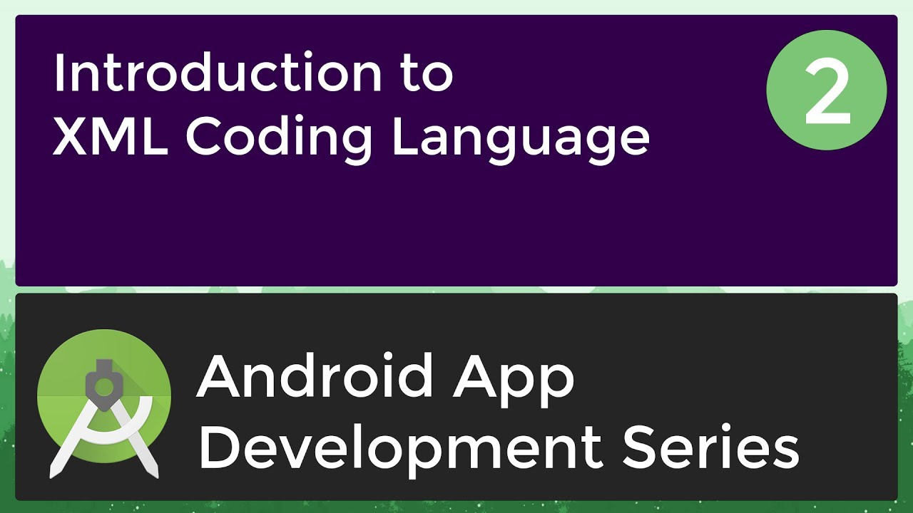 Android Application Development Tutorial for Beginners - #2   2017   Introduction to XML Coding