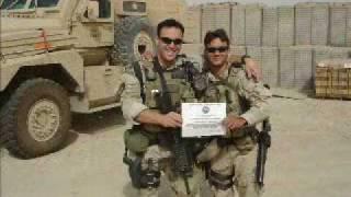 Navy EOD Det 11 Fallujah Iraq