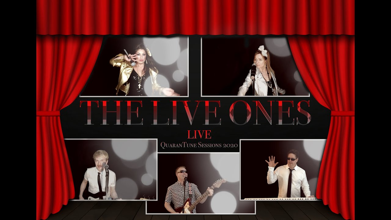 THE LIVE ONES | We Got The Beat The Go-Go's Cover | QuaranTune Sessions 2020 | Live Recording Series