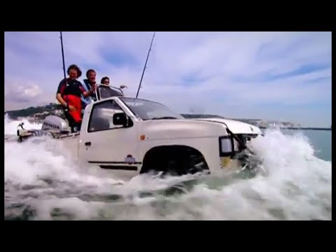 Top Gear Amphibious Cars  Full Episode