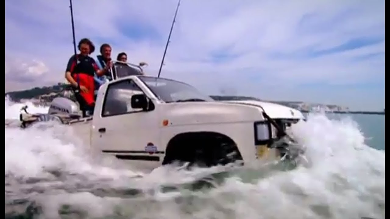 Crossing The Channel In Car Boats Hq Top Gear Series 10 Bbc Youtube