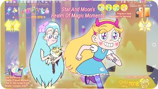Star And Moon's Realm Of Magic Moments | Star Vs The Forces Of Evil | Divide / Conquer (Clip)