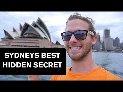 Sydney Australia's Best Hidden Secret