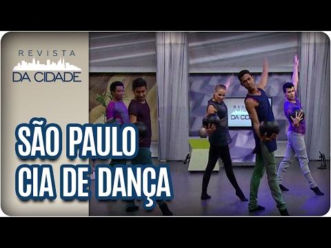 São Paulo Companhia de Dança - Revista da Cidade (10/02/2017)