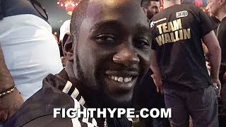 "TERENCE CRAWFORD BREAKS DOWN SPENCE VS. PORTER; KEEPS IT REAL ON ""I WANT TO FIGHT SPENCE"" OUTCOME"