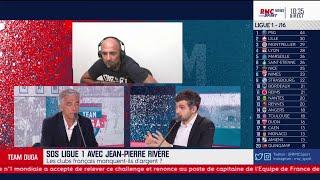 Ligue 1 - Le Président de l'OGC Nice revient sur les ambitions du club
