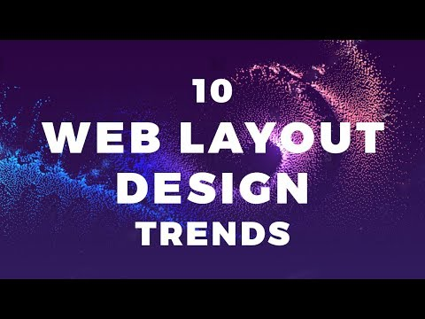 10 Web Layout Design Trends