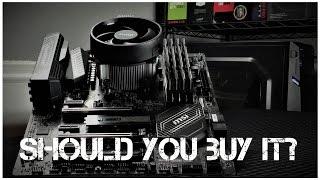 MSI RGB X370 AMD Ryzen Gaming Pro Carbon Review!
