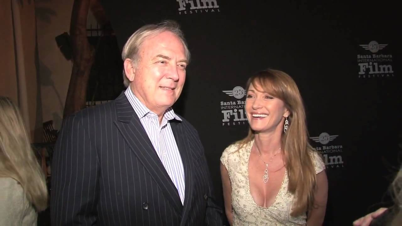 James Keach and his new girlfriend