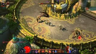 Diablo 3 60 FPS Max Settings Gameplay