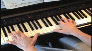 Hungry Like The Wolf - Duran Duran - Piano