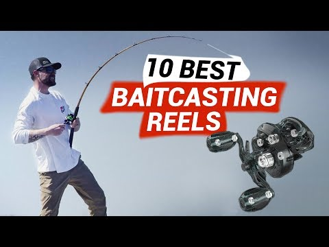 10 Best Baitcasting Reels 2020