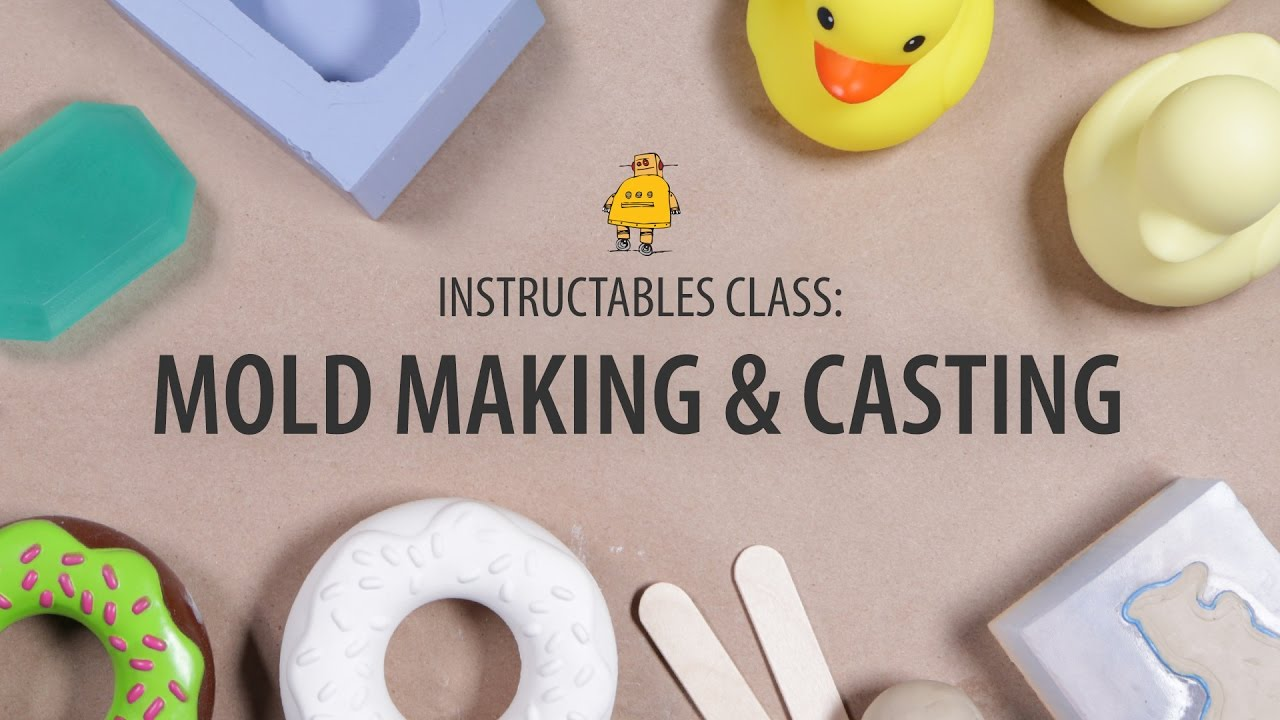 Mold Making and Casting Class