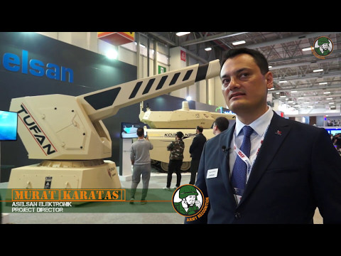 IDEF 2017 International Defense Exhibition Istanbul Turkey Turkish industry military equipment