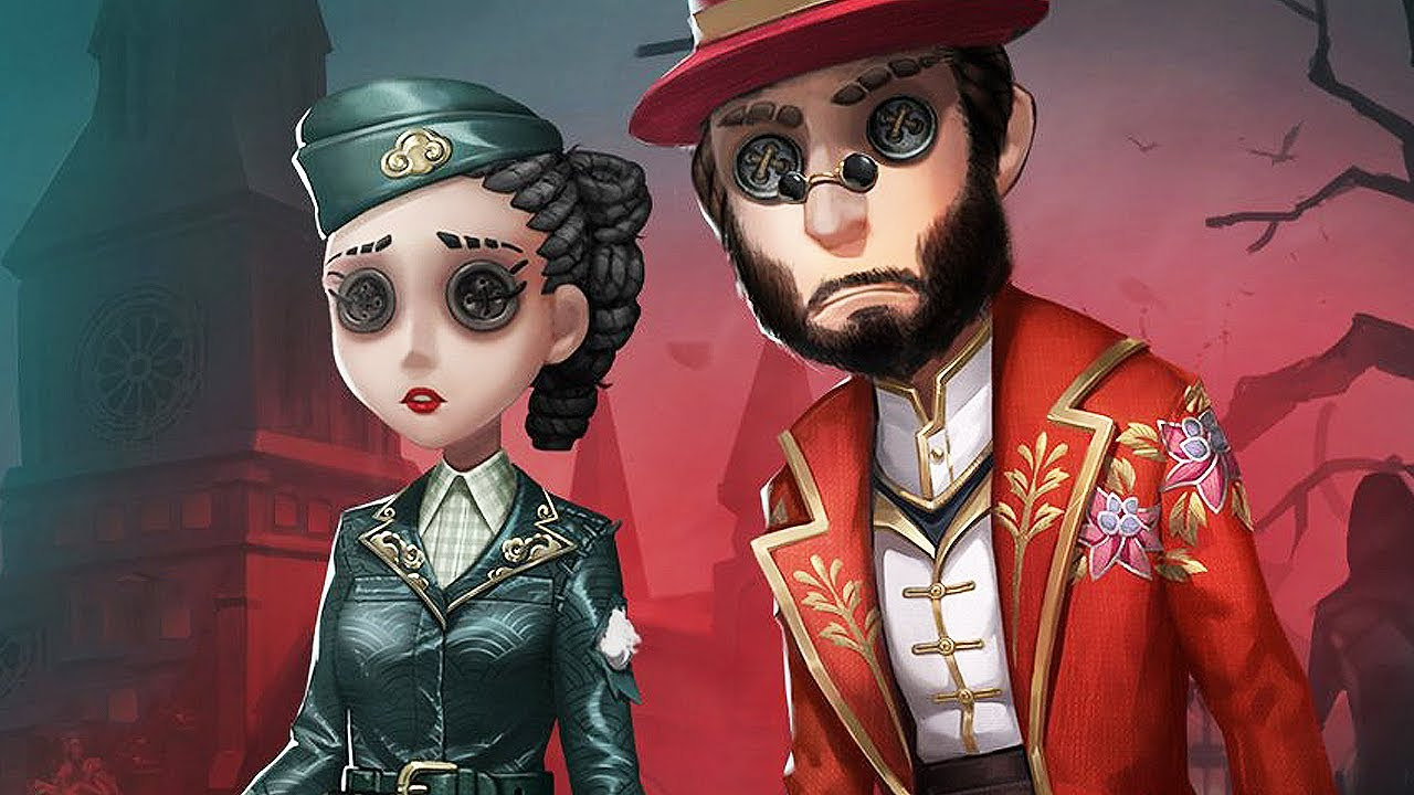 New Costumes in Event Shop / Identity V