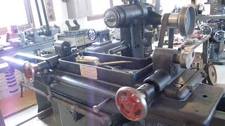 Machine Shop Museum in Finland ...Konepajamuseo Keervärkki