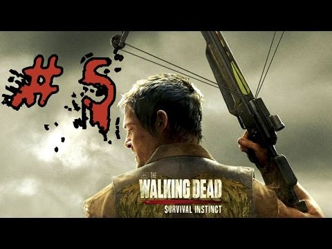 The Walking Dead: Survival Instinct - PART 5 - Gameplay Review [PC] - [HD]