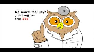 Baixar Five Little Monkeys: Episode Pop in Spanish (Cinco Monitos)