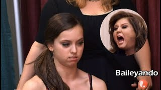 dance moms payton acts like a brat in the dressing room season 3 episode 31