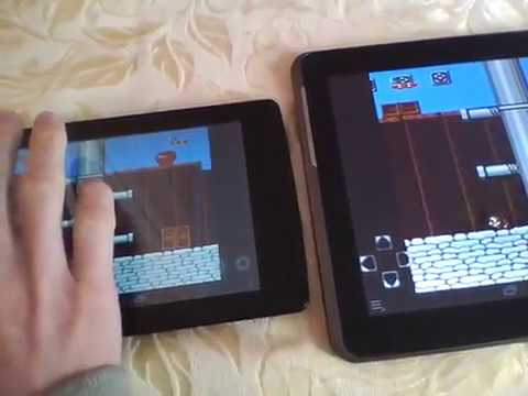 Android WIFI NES multiplayer
