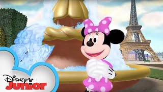 For the Birds | Minnie's Bow-Toons | Disney Junior