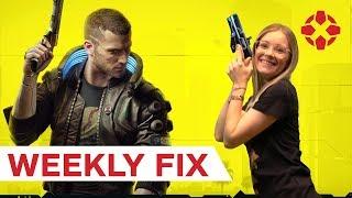 Jobban odaszab majd a Cyberpunk 2077, mint vártuk - IGN Hungary Weekly Fix (2020/7.hét)