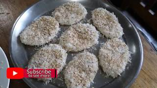How To Cook Palitaw - Yummy Affordable Filipino Dessert for Celebrations