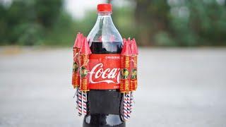 Can Rocket Lift Coca Cola ? क्या राकेट से कोल्ड्रिंक उड़ेगी ?