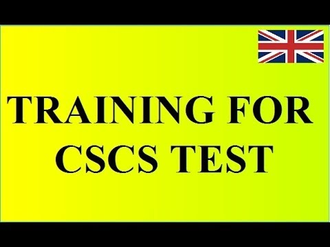 Cscs Training For Successful Ing The Cscs Health Safety Test