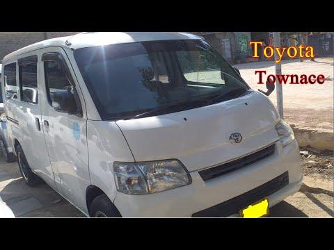 Toyota Townace GL Van