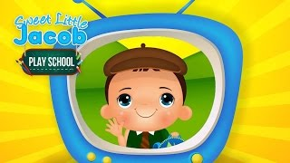 Sweet Little Jacob Playschool - Awesome All In One Education & Entertainment Game For Little Kids