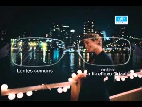 Lentes Anti reflexos - YouTube af53a8e55b