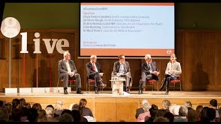 What's the future of the NHS? | Guardian Live