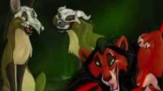 HYENAS!!!! (lion king)-The Bar Song
