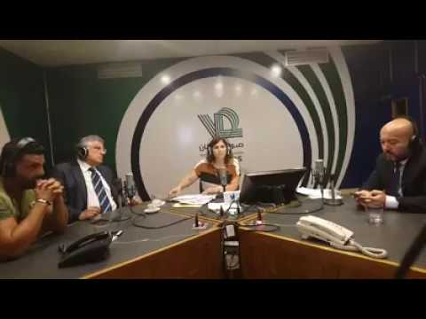 "Walid Moussa on ""Voice of Lebanon""Radio- Real Estate in Lebanon (2018)"