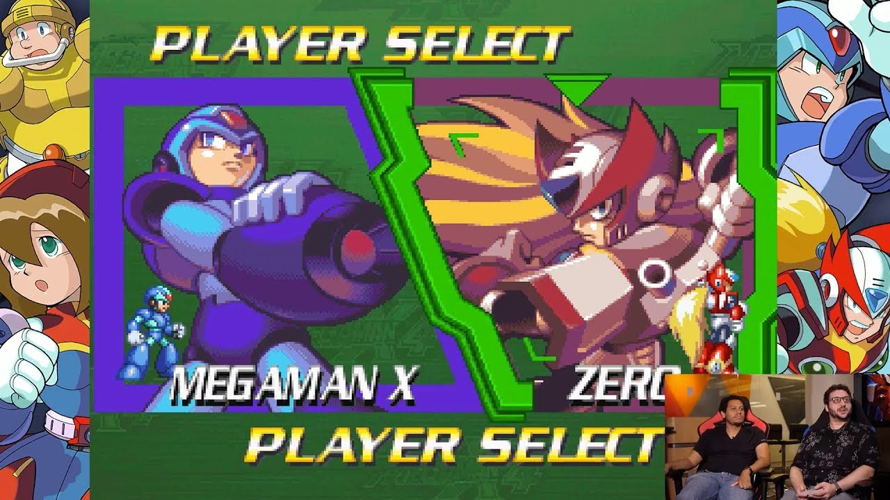 The Mega Man X Legacy Collection is Another Excellent Capcom