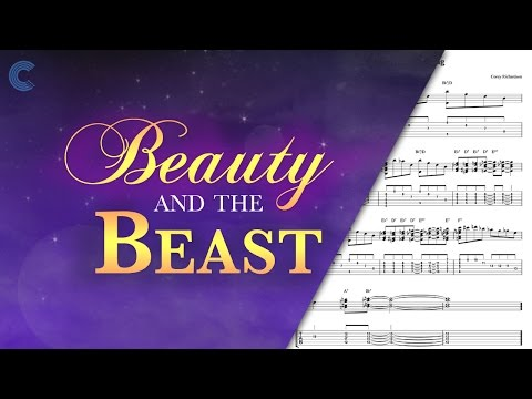Violin - Beauty and The Beast - Disney's Beauty and the Beast -  Sheet Music, Chords, & Vocals