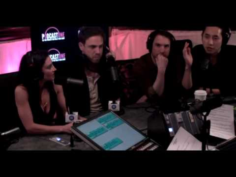 The Airborne Toxic Event on Loveline 2013