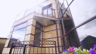Частный дом по ул. Перекопской. Тюмень. Металлика(, 2018-03-13T09:32:00.000Z)