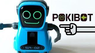 POKIBOT Toy Review // Voice Recording Robot + App Demo